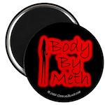 Body By Meth Magnet