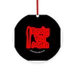Body By Meth Ornament (Round)