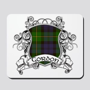 Gordon Tartan Shield Mousepad
