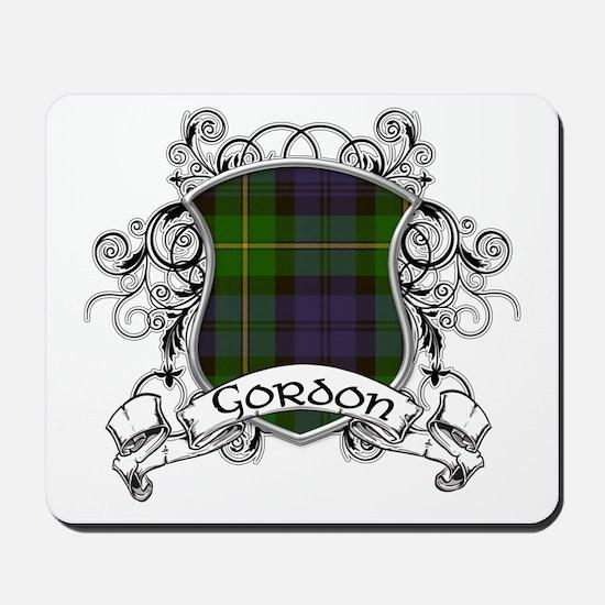 Gordon Tartan Shield Mousepad