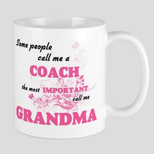 Some call me a Coach, the most important call Mugs