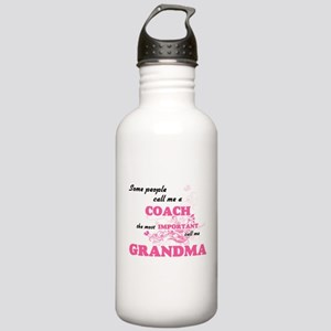 Some call me a Coach, Stainless Water Bottle 1.0L