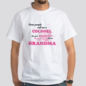 Some call me a Colonel, the most important T-Shirt