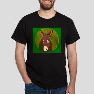 Donkey Black T-Shirt