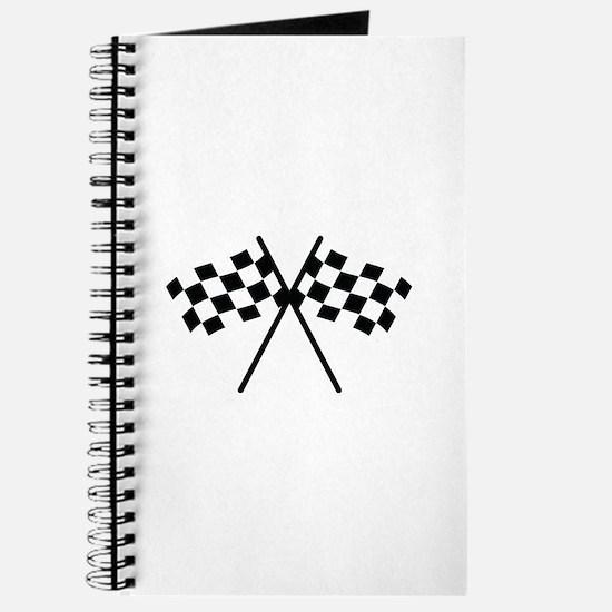 checker flag autorace Journal