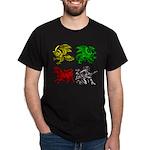 Landvættir Black T-Shirt