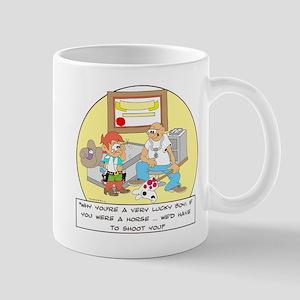 If you were a horse we'ed hav Mug
