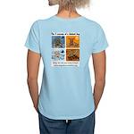 4 Seasons of Chained Dog Women's Light T-Shirt