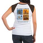 4 Seasons of Chained Dog Women's Cap Sleeve T-Shir