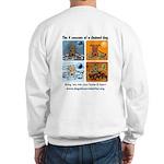4 Seasons of Chained Dog Sweatshirt