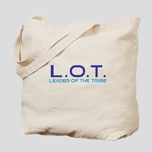 Leader of the Tribe Tote Bag