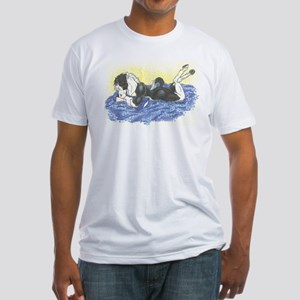 Paint Pal Fitted T-Shirt