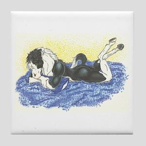 Paint Pal Tile Coaster