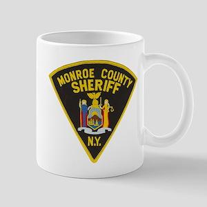 Monroe County Sheriff Mug