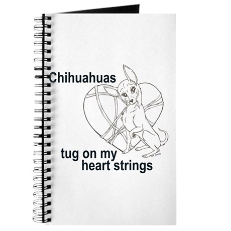 Chihuahua tug Journal