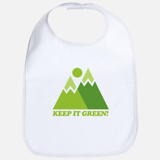 Keep It Green Recycle Bib