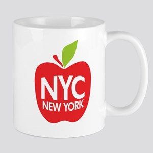 Big Apple Green NYC Mug