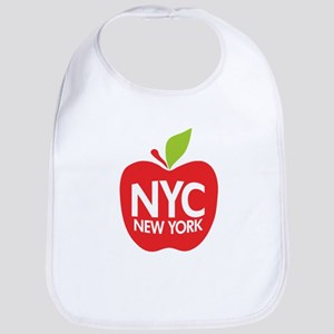 Big Apple Green NYC Bib