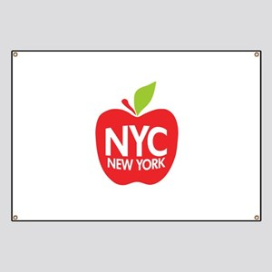 Big Apple Green NYC Banner