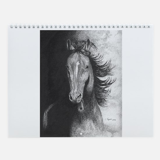 Out of the Shadows Wall Calendar