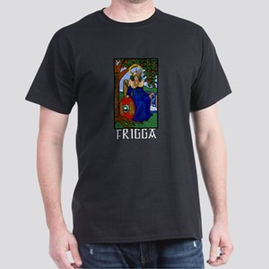 Frigga Black T-Shirt