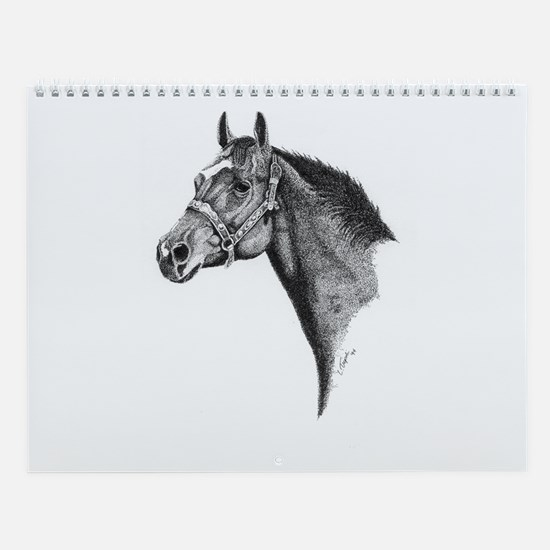 Midnight Wall Calendar