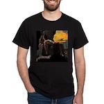 Loki and Sigyn Black T-Shirt