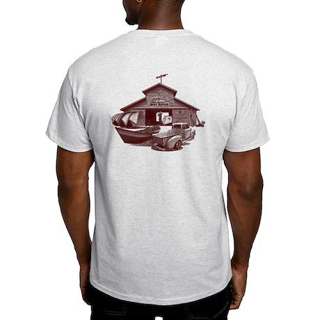 Hunky Dory Boat Repair Light T-Shirt