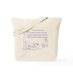Today/Tomorrow Tote Bag