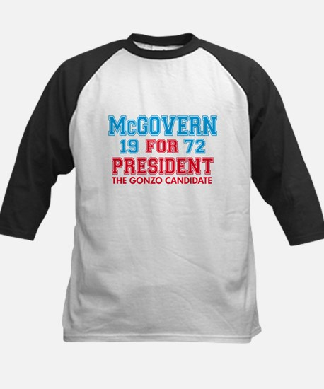 McGovern 1972 Gonzo Kids Baseball Jersey
