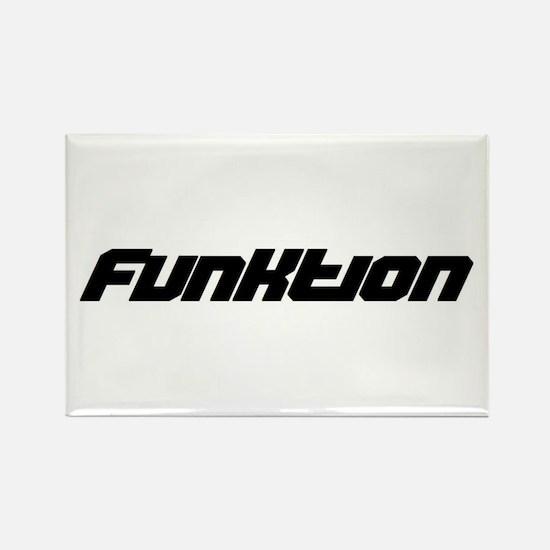 Cute Funk Rectangle Magnet
