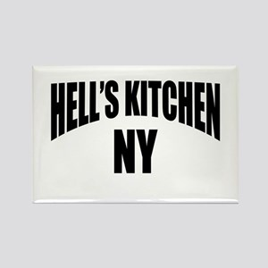 Hells Kitchen NY NYC Rectangle Magnet (10 pack)