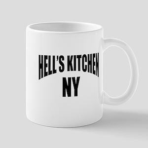 Hells Kitchen NY NYC Mug