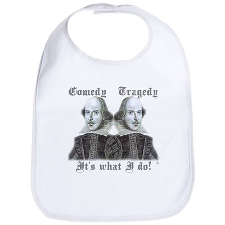 Shakespeare - It's what I do! Bib