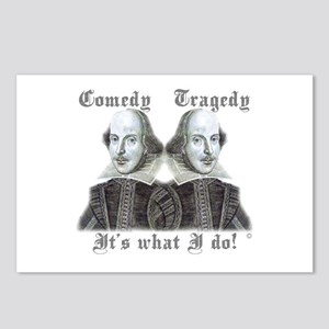 Shakespeare - It's what I do! Postcards (Package o