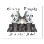 Shakespeare - It's what I do! Small Poster