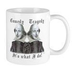 Shakespeare - It's what I do! Mug