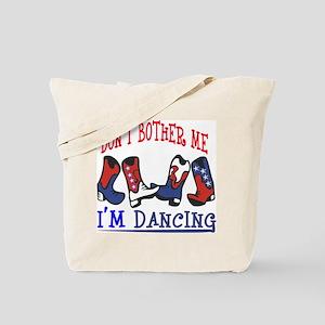 I'M DANCING Tote Bag