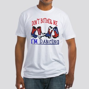 I'M DANCING Fitted T-Shirt