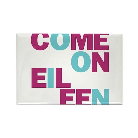Come On Eileen Eighties Rectangle Magnet