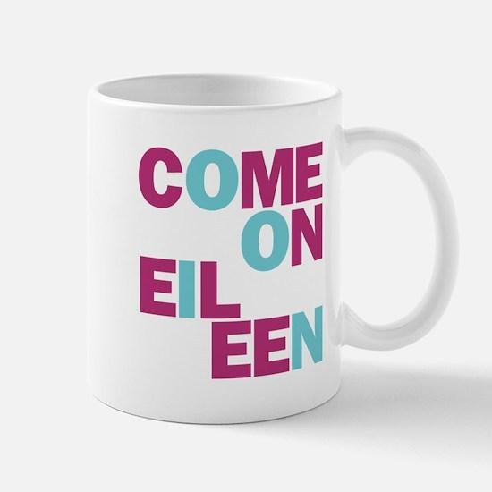 Come On Eileen Eighties Mug