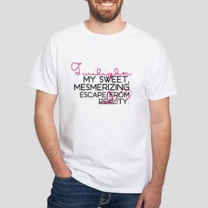 My Escape White T-Shirt