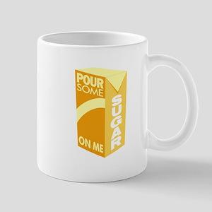 Pour Sugar Def Leppard Mug