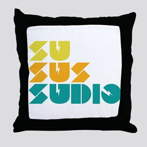 Sussudio Collins Throw Pillow