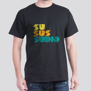 Sussudio Collins Dark T-Shirt