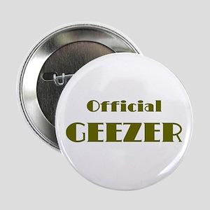 Official Geezer Button