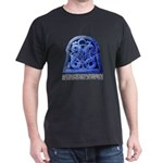 Ardre Church Runestone Black T-Shirt
