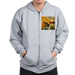 House and Ploughman Zip Hoodie