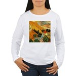 House and Ploughman Women's Long Sleeve T-Shirt