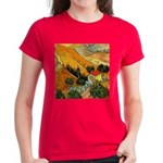 House and Ploughman Women's Dark T-Shirt